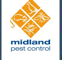 Midland Pest Control Logo